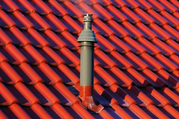 Instrukcja montażu przejścia dachowego do komina
