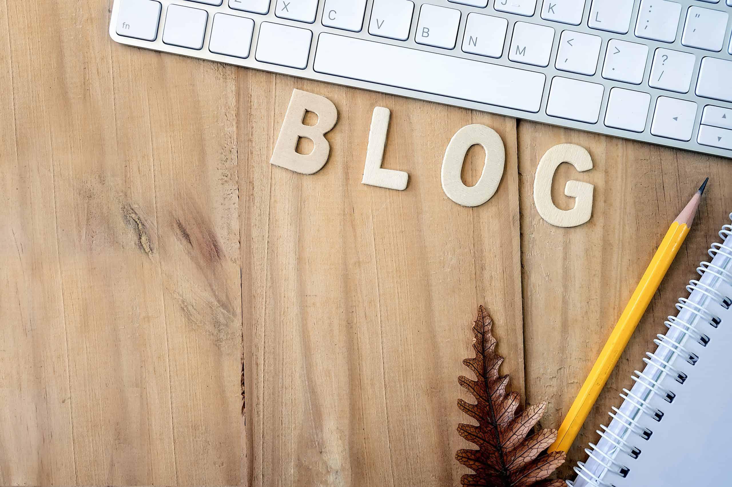 Co to jest blog i czym różni się od strony internetowej?