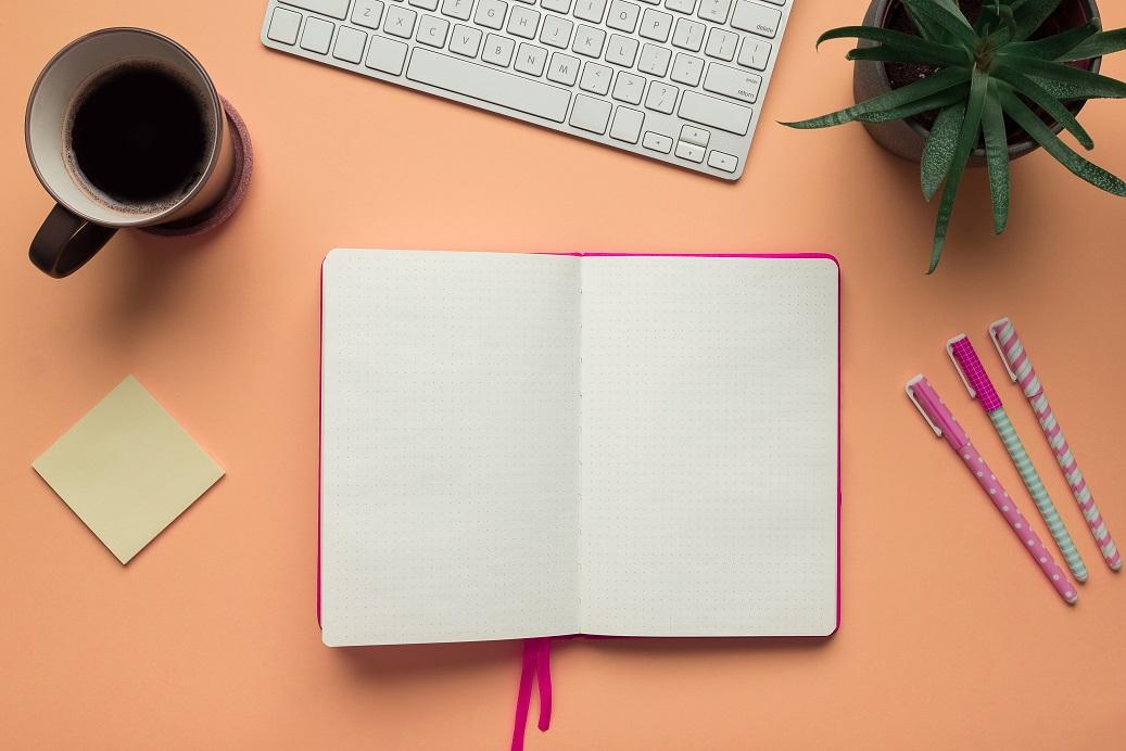 Jaki notes wybrać do prowadzenia bullet journal?